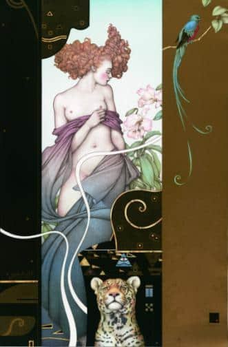 Michael Parkes Weekend 28 + 29 Maart