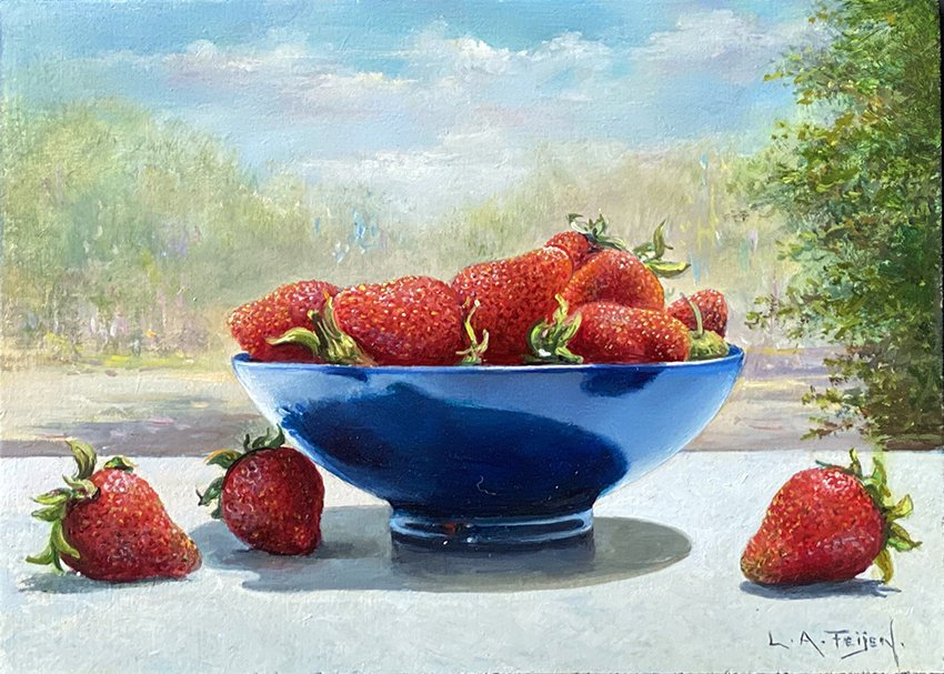 strawberries with a view lion arie feijen online