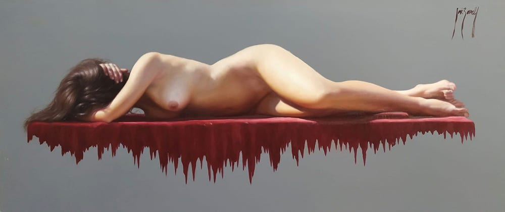 muse red cloth jose borrell online